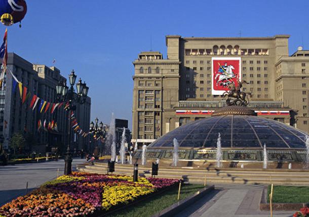 Власти Москвы призвали горожан не рвать цветы и кустарники