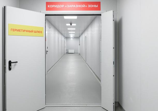 В Москве 2076 новых случаев коронавируса