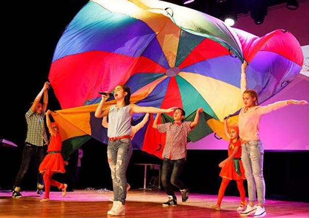 В Москве пройдет творческий фестиваль для воспитанников детдомов