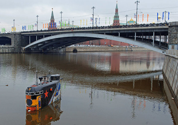В Москве отремонтируют Каменный мост