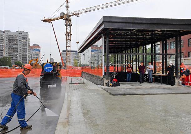 До конца 2021 года достроят свыше 65% станций БКЛ Московского метрополитена