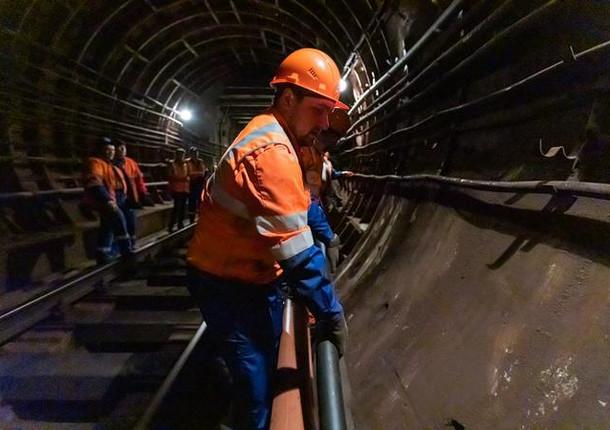 В Москве началось строительство станции метро «Пыхтино»