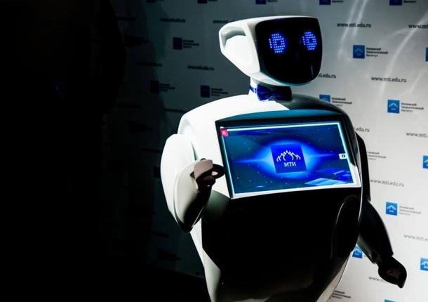 В Москве появился робот-экскурсовод